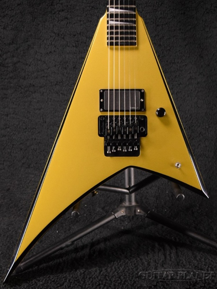 Buy Jackson Rr24 Gold Black Bevels 2010 Electric Guitar Free