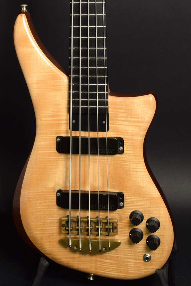 alembic the epic 5 string electric bass guitar free shipping ebay. Black Bedroom Furniture Sets. Home Design Ideas